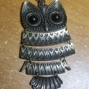 Owl Lover Necklace Chain